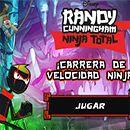 Randy Cunningham: Carrera de velocidad Ninja