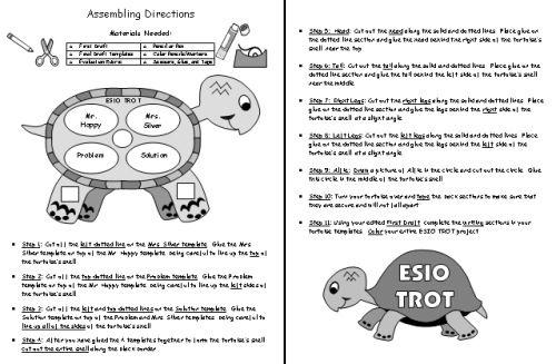 Esio Trot Group Project Assembling Directions For Teacher Roald Dahl: uniqueteachingresources.com