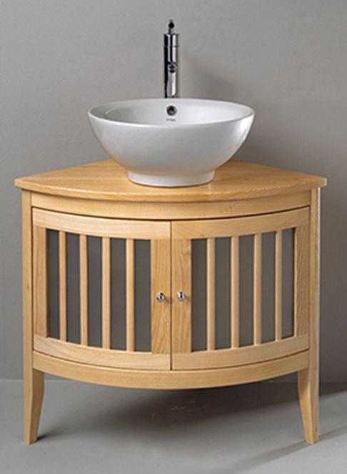 Corner Washbasin Cabinet Linea Imperial Bathrooms