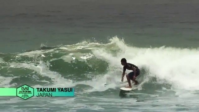 Day 3 in Playa Venao in Panama at the DAKINE ISA World Junior Surfing Championship 2012: