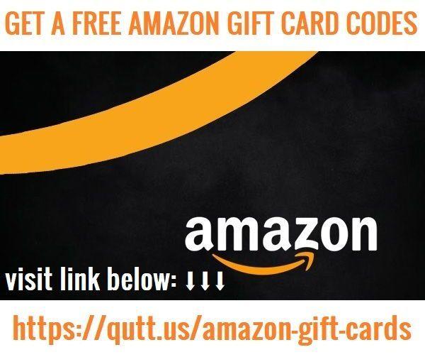 Amazon Gift Card Codes 100 Working Generator No Human
