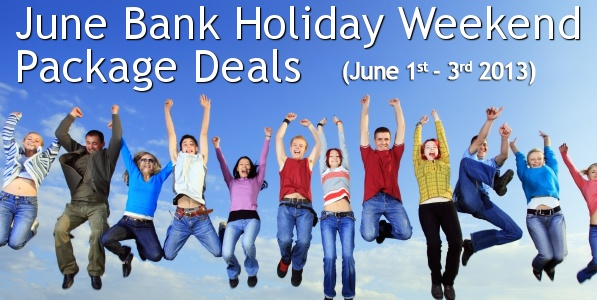 Fantastic June Bank Holiday Hotel Deals Ireland