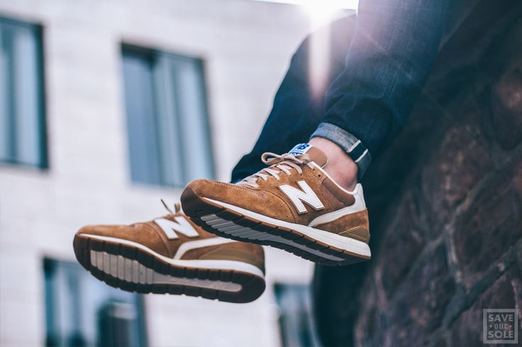 New Balance MRL996KJ - Brown | Sneaker | Save Our Sole