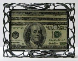 Gift - Good Graduation Gift Idea:  Money in a Frame
