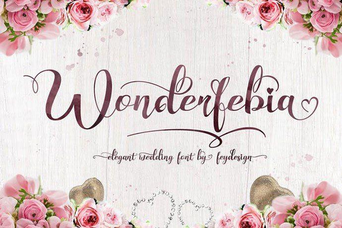 10 Beautiful Wedding Fonts Download 2018  #fonts #wedding