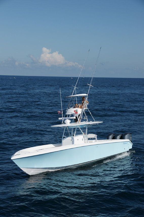 197 best images about boats on pinterest boat console for Deep sea fishing boat