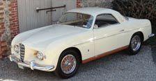 1953 Alfa Romeo 1900 CS Ghia Coupe