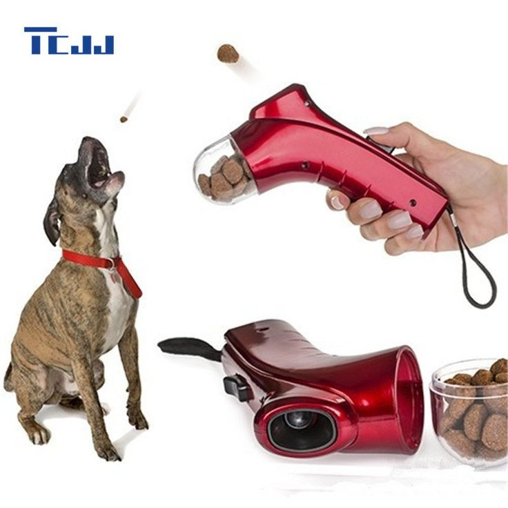 Funny Pet Dog Training Toy Dog Training Snacks Feeder Pet Food Catapult Incentive Tool Outdoor Toys Pet Treat Launcher