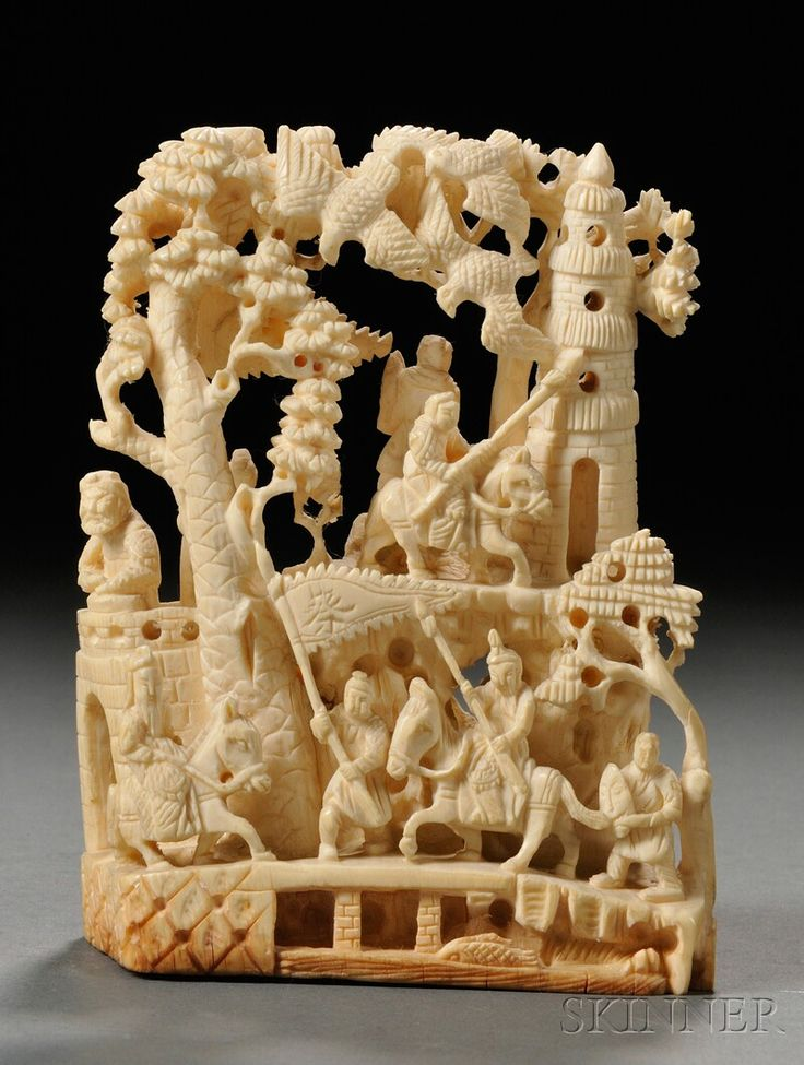 Best images about chinese carved ivory on pinterest