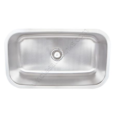 A #stainless #steel #kitchen sink need not look tired and plain. Pick an immaculate looking single or twofold dish stainless steel kitchen sink for your cooking zone.