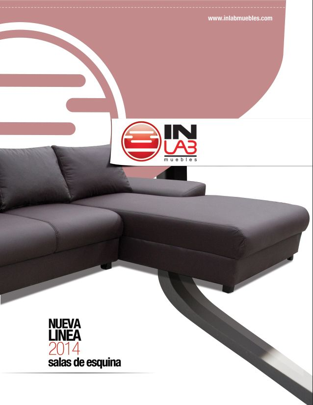 9 best salas en esquina 2014 images on pinterest couch - Muebles de esquina ...