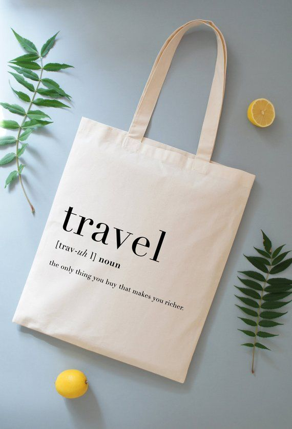 77968e66489 Our cotton canvas bag for true travel enthusiasts. If you love exploring  new places in style