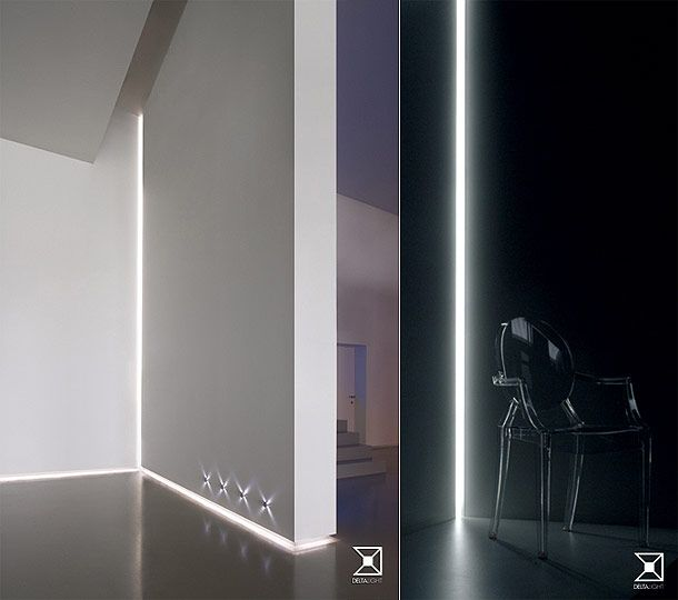 LED profile lighting for use in corners & 95 best juvani | Architectural Lighting inspiration images on ... azcodes.com