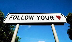 follow your heart: Awesome Pictures, Fun Stuff, Street Signs, Fantasy Angel, Positive Thoughts, Favorite Quotes, Random Stuff, Bedrooms Wall, Dreams Coming True
