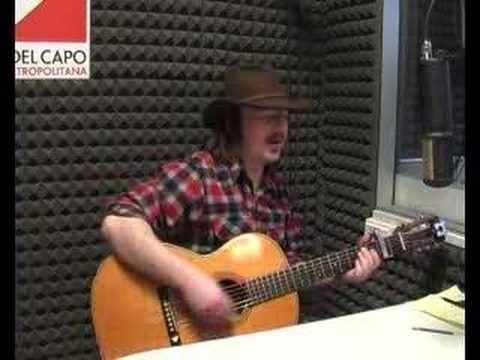 Jason Molina - Live Session @ Maps - Radio Città Del Capo