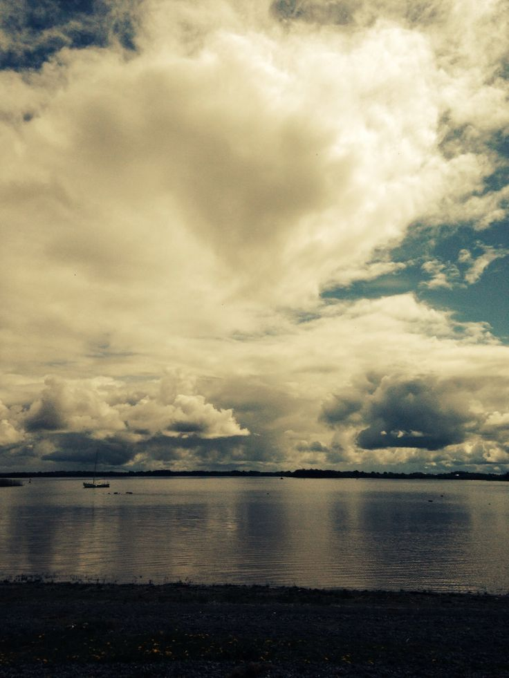 A beautiful photograph of Lough Ree, taken by one of our guests.