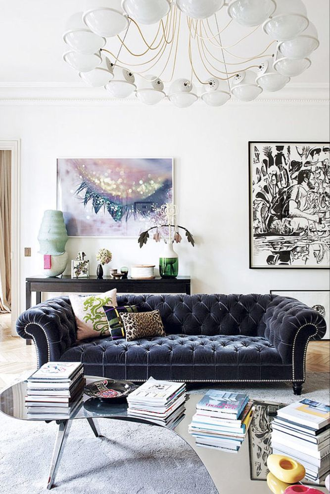 5 French Styling Tips Every Home Needs With Images Modern Chic