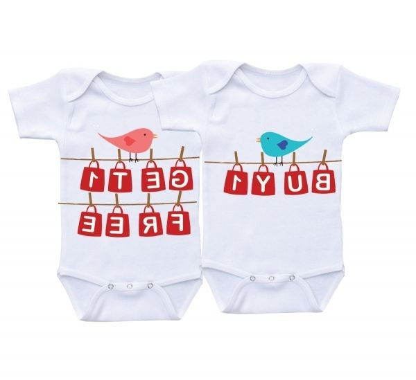 High Quality Baby Clothes For Twins Boy And Girl