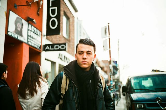 Toronto Street Fashion: Joel
