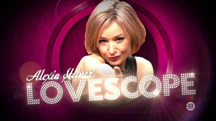 Lovescope par Alexia Steiner, sur astrocenter TV