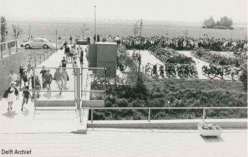 Zwembad 't Korft Delft Archief - Print scherm