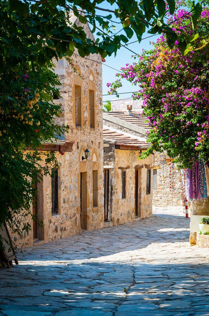 wanderologie-:  Old Datca, Turkey