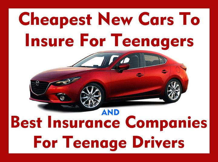 Cheap teen auto insurance for