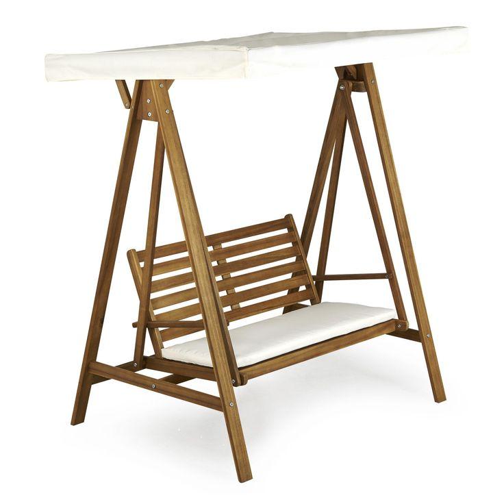 1000 id es sur le th me balancelle sur pinterest chaises de salon lit plage et rotin - Mobilier jardin villaverde paris ...