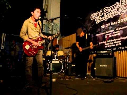 PELANGI BIRU - Pelangi Biru - in Cikini Street Blues