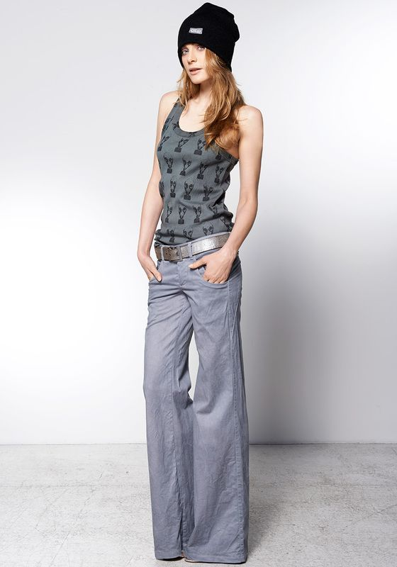 Tank top OPERA SHORT: http://robertkupisz.com/pl/shop/products/tank-top-opera-short-mini?variant=color_grey