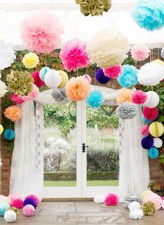 топ современные свадебные украшения идеи 2016