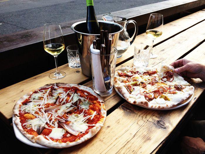 MEHL in Hamburg,aussergewöhnliche Pizza,ein Erlebnis, Gaußstraße 190