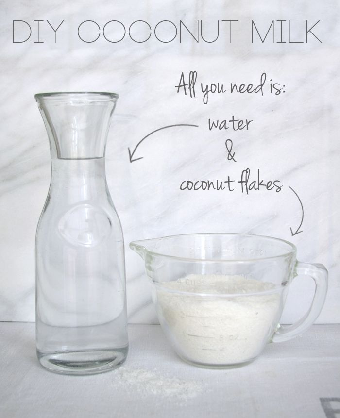 Awesome recipe for homemade coconut milk and coconut flour using the leftover pulp. Love doing this! The BPA in the lining of the cans of coconut milk can be harmful, and the boxed coconut milk contains too many additives.