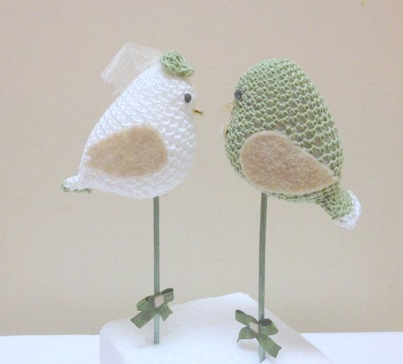 47 best wedding cake toppers, images on Pinterest Bird cake - baby born küche
