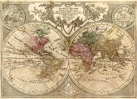 210 best MAP images on Pinterest Cartography, Antique maps and Maps - copy world map autocad download