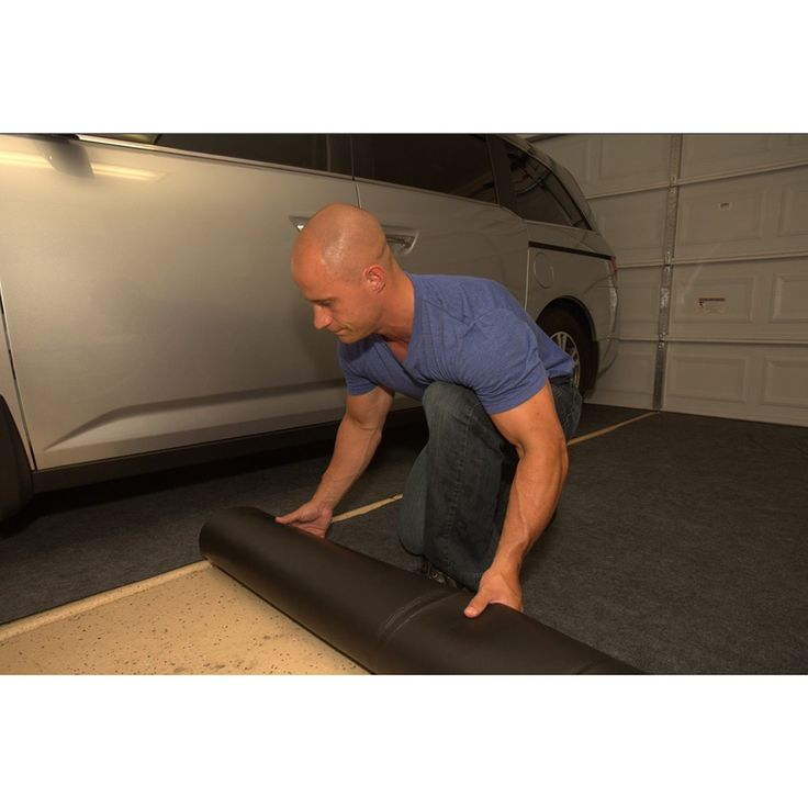 Armor All Grey Garage Floor Mat - Free Shipping Today - Overstock.com - 18360944 - Mobile