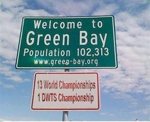 Love my Green Bay Packers!