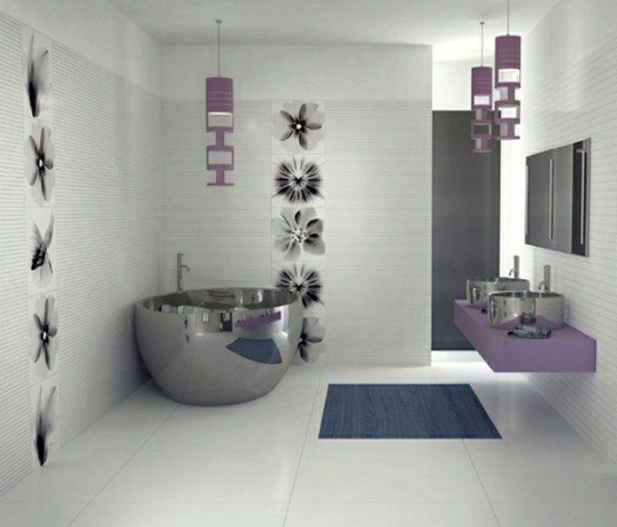 Die besten 25+ Eklektische badezimmer Ideen auf Pinterest - ideen badezimmergestaltung