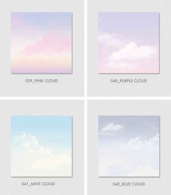 Notepads Cloud In The Sky Pink Notepad Memo Pad Sky Etsy 엽서 디자인 필기용지 배경