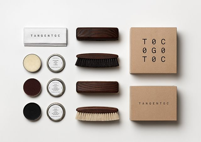 Tangent GC large shoe care set - Available online now at missglasshome.com…