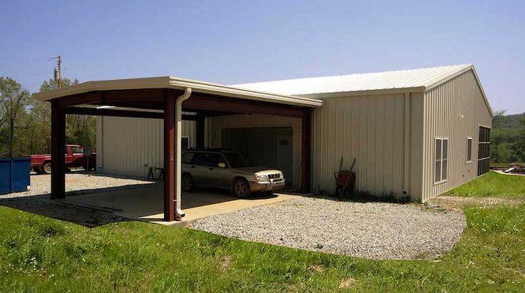 Home Carport | Allied Steel Buildings