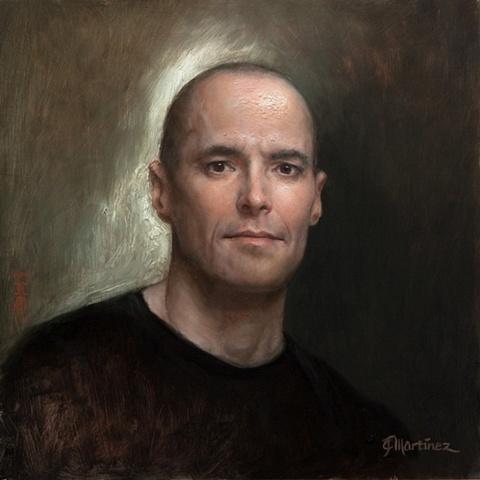 Juan Martinez   Self Portrait