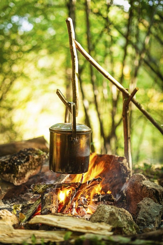 5 Tips for Wood Fire Cooking While Camping - Camp Cooking, Camping Tips   Eureka! Tent Blog