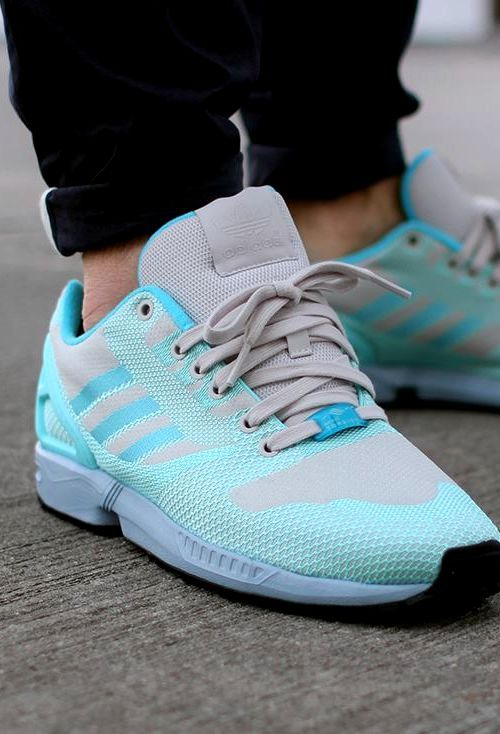 Adidas zx flux in Wales Men's Trainers For Sale