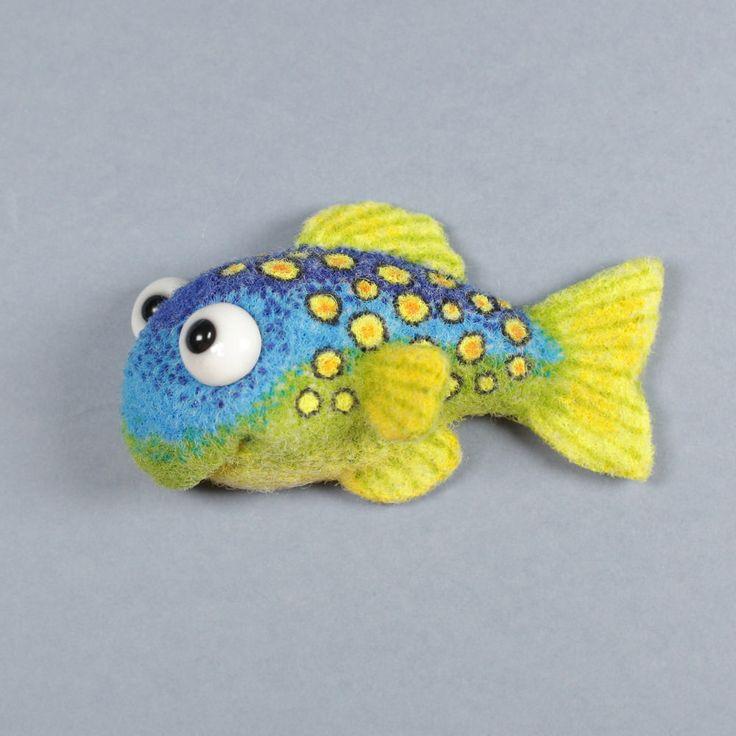 Рыбка - Ярмарка Мастеров - ручная работа, handmade