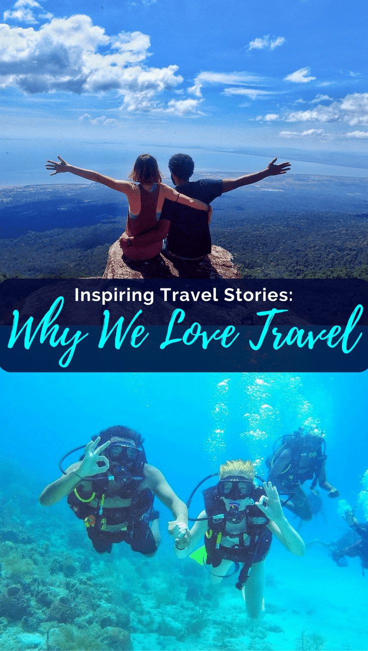 Inspiring Travel Stories: The Simplicity of Travel & Why We Love It | #travel #travelinspiration #bestintravel #traveltheworld #worldtravel