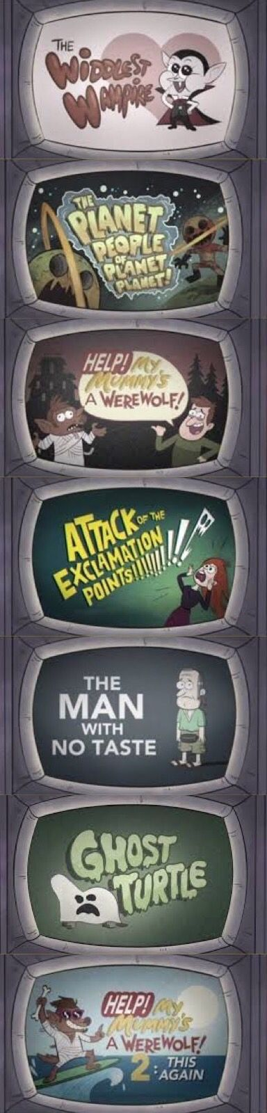 """The Gravity Falls Bargian Movie Showcase! """"Let's never watch this channel again."""""""