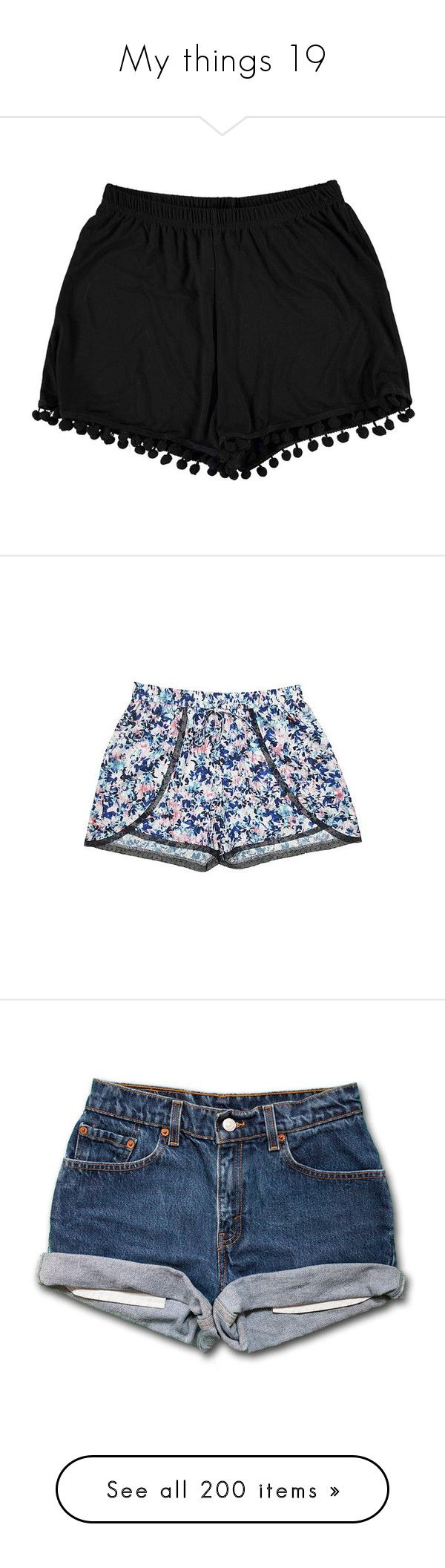 best 25+ pom pom shorts ideas on pinterest | summer shorts, floral