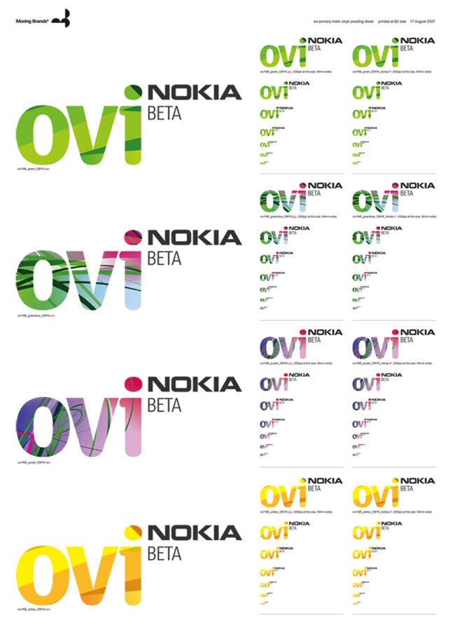 Ovi – Strategy, Moving Brands