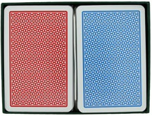 Aplus Plastic Playing Cards Narrow Size Regular Index - playing cards for the pros!